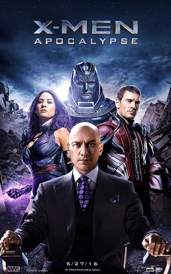 10 Фантастические Обои из X-Men апокалипсиса - Изображение 10 - Профессор falken.com