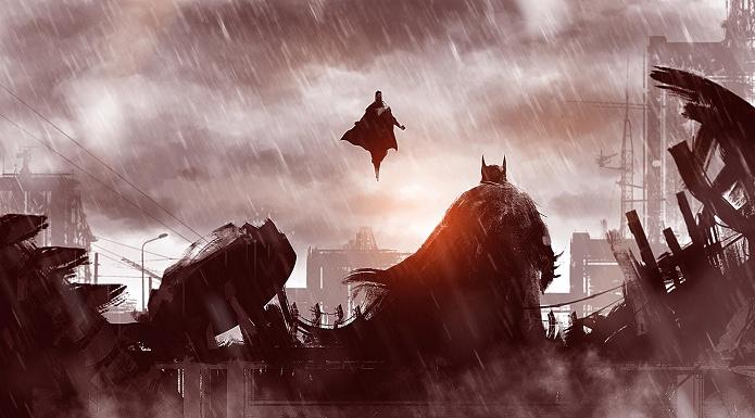 11 de los Fondos de Pantalla más espectaculares de Batman vs Superman El Amanecer de la Justicia - 图像 10 - 教授-falken.com