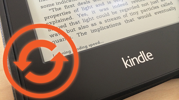 Cómo actualizar tu Kindle si se te paso la fecha límite de actualización 22 Μάρτιος - Professor-falken.com