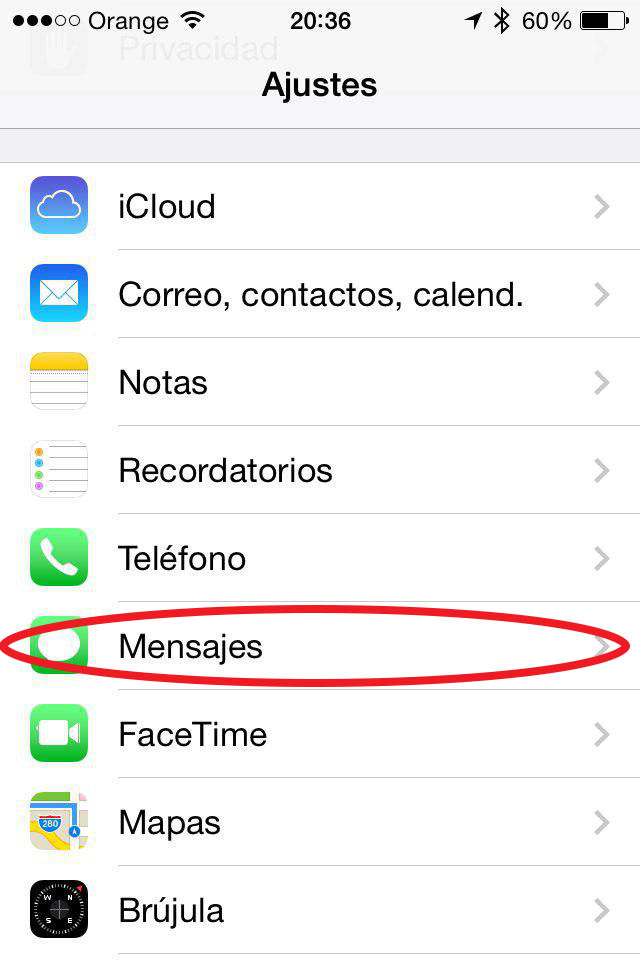 Как отключить iMessage на iPhone - Изображение 2 - Профессор falken.com
