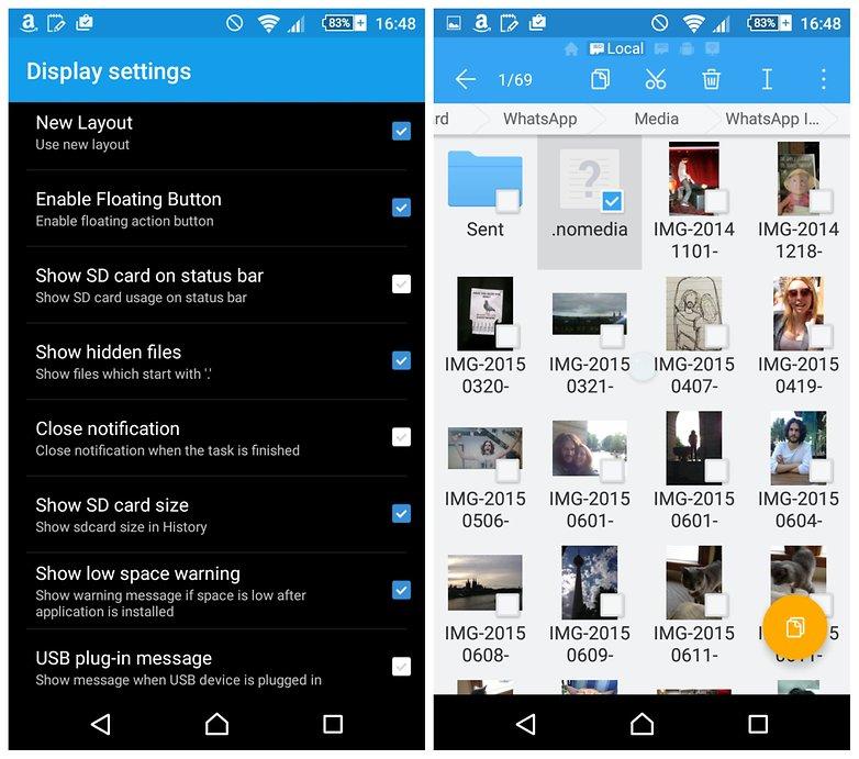 Cómo esconder tus fotos en Android - Image 3 - professor-falken.com