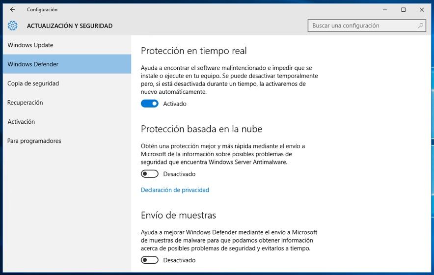 Cómo hacer que tu Windows 10 sea lo más seguro posible - Image 7 - professor-falken.com
