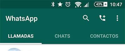 Como ler uma mensagem WhatsApp sem remetente sabê-lo. Desativar a verificação dupla azul - Imagem 1 - Professor-falken.com
