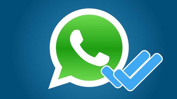 如何读取 WhatsApp 的消息,不知道它的发件人. 禁用双蓝色检查 - 教授-falken.com