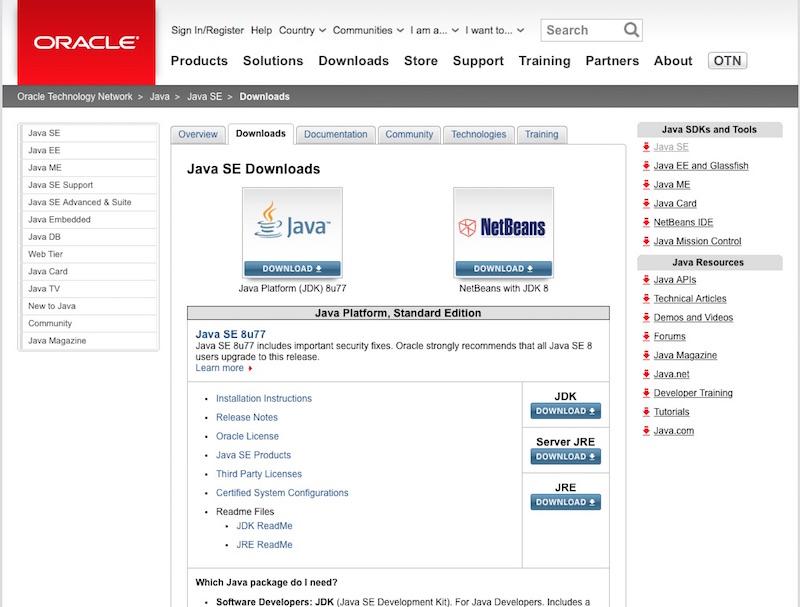 你需要开始在 Java 编程 - 图像 1 - 教授-falken.com