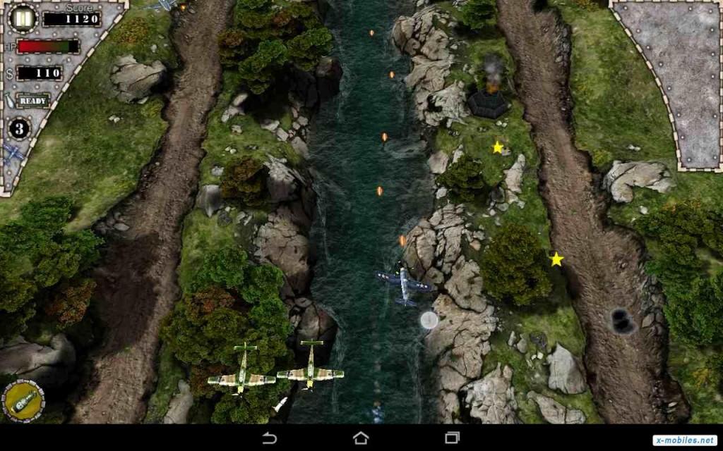 Top 5 de los mejores juegos de combate aéreo para Android - Image 1 - professor-falken.com