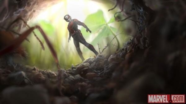 10 grandi sfondi di un altro dei supereroi Marvel, Ant-Man - Immagine 10 - Professor-falken.com