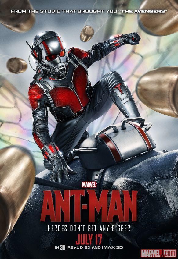 10 grandi sfondi di un altro dei supereroi Marvel, Ant-Man - Immagine 2 - Professor-falken.com