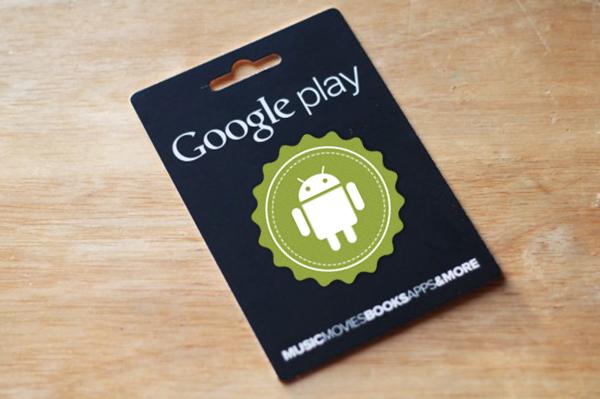 Как погасить промокод в магазине Google Play - Профессор falken.com