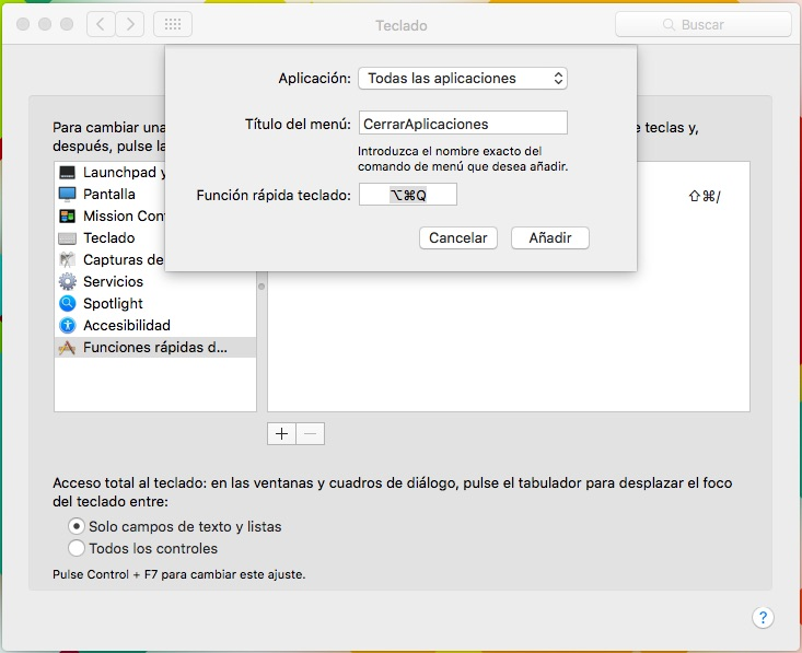 Comment fermer, avec un raccourci clavier, toutes les applications ouvrir sur votre Mac - Image 4 - Professor-falken.com