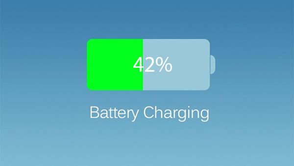 Cómo mostrar el porcentaje de carga junto al icono de la batería en la barra de estado en el iPhone - professor-falken.com