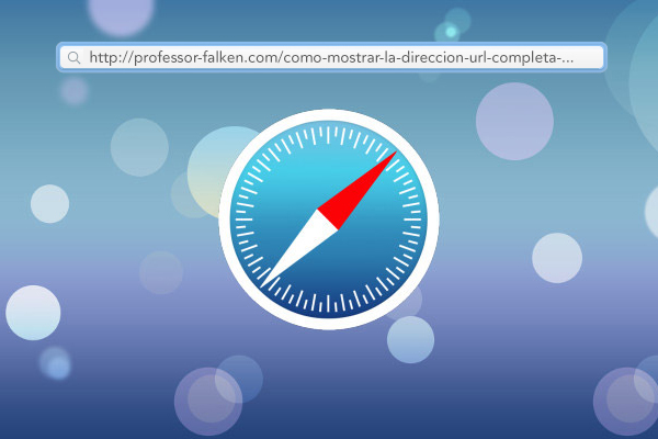 お使いの Mac の Safari のアドレス バーで URL を表示する方法 - 教授-falken.com