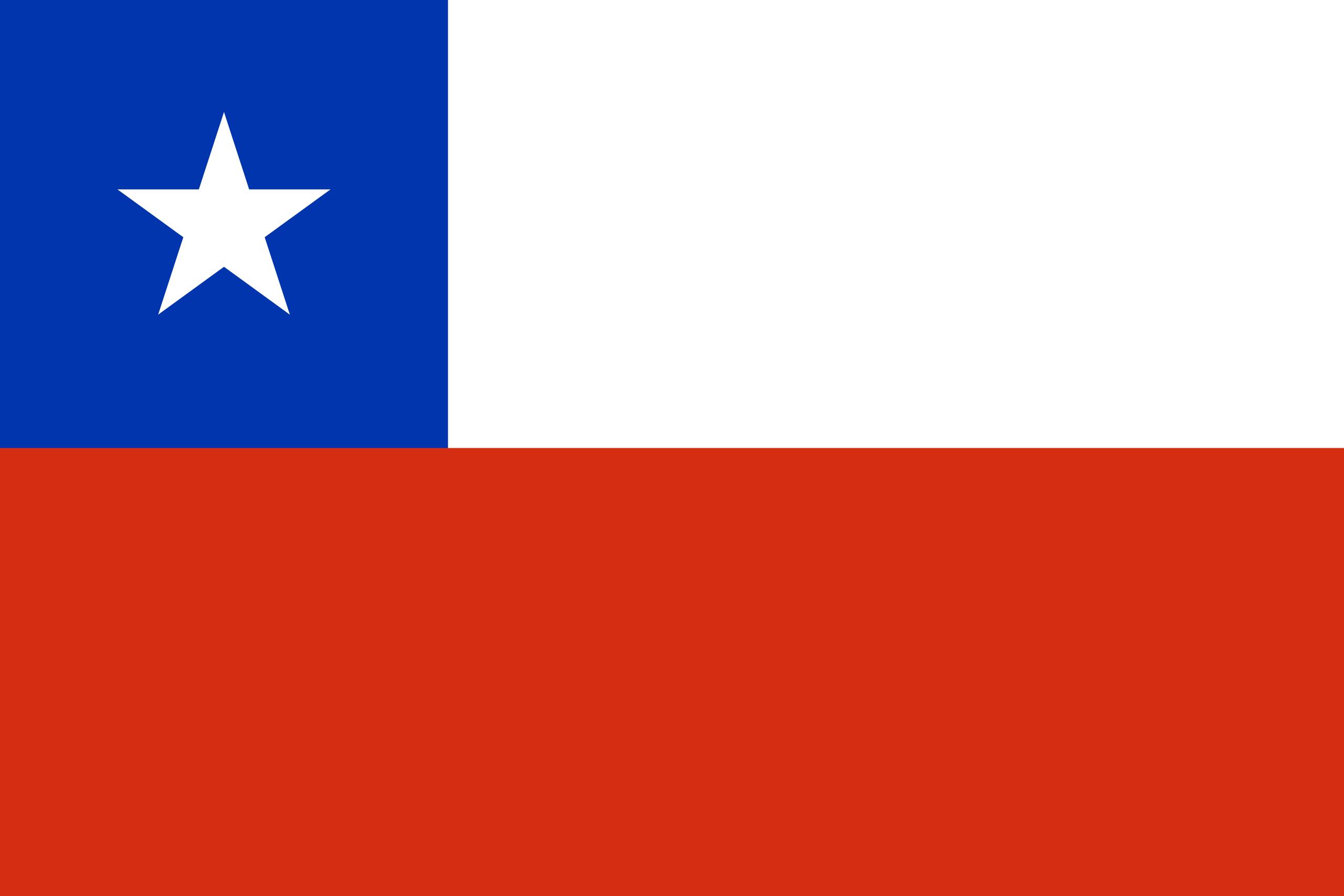 Чили, страна, Эмблема, логотип, символ - Обои HD - Профессор falken.com