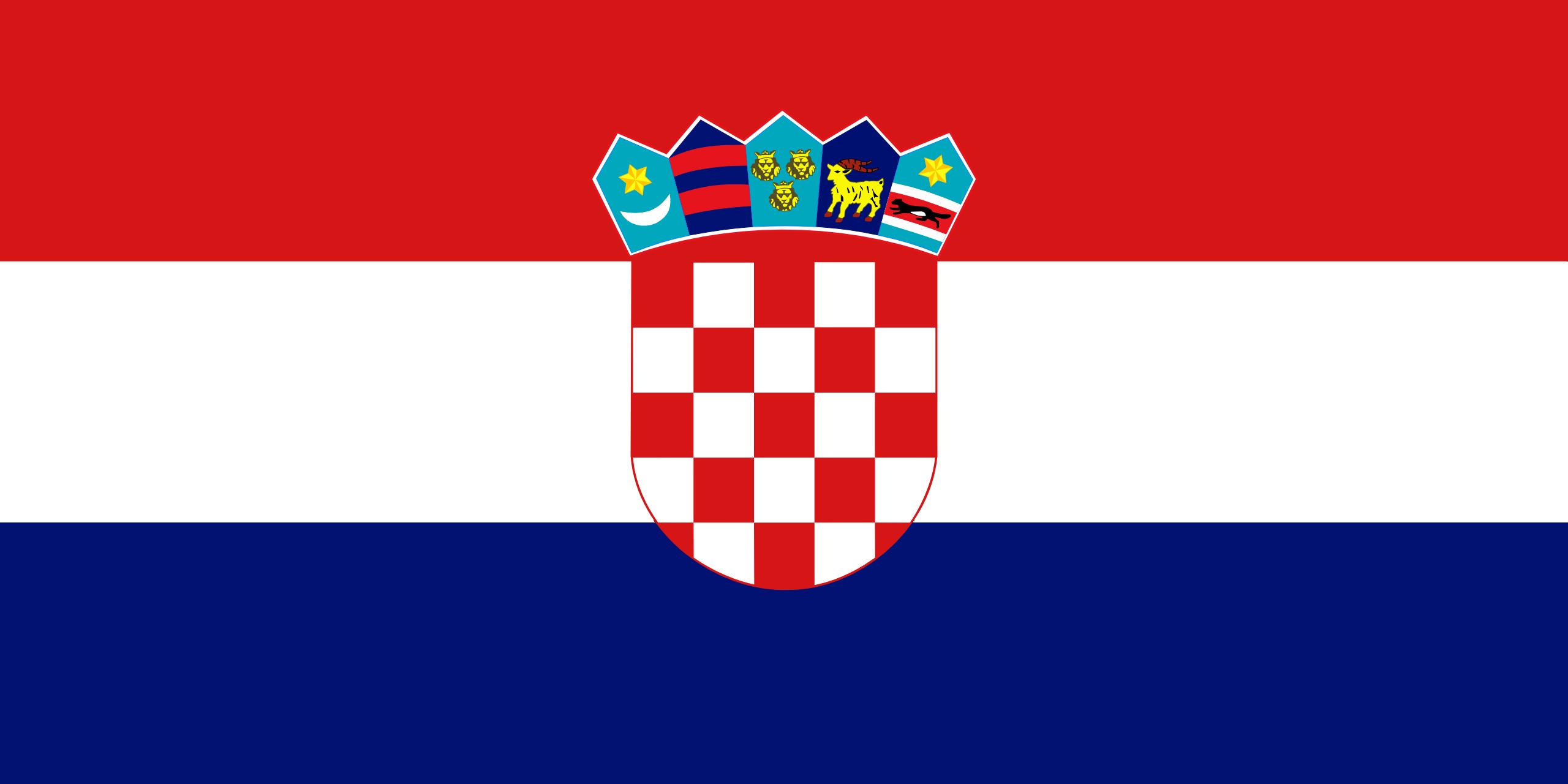 croacia, страна, Эмблема, логотип, символ - Обои HD - Профессор falken.com
