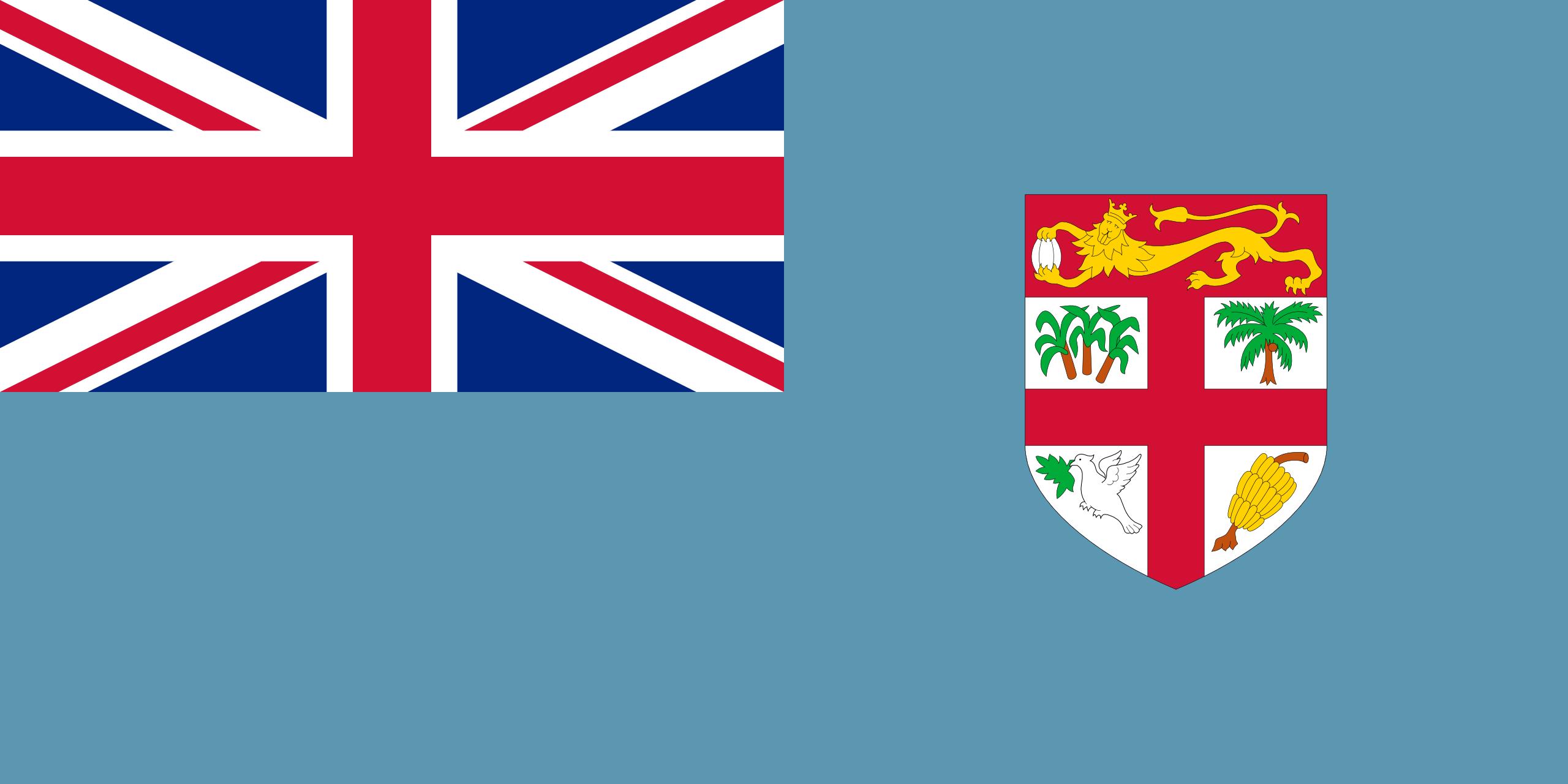 fiyi, paese, emblema, logo, simbolo - Sfondi HD - Professor-falken.com