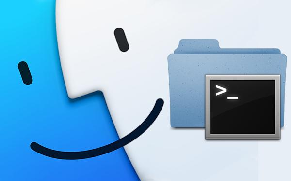 Como abrir uma janela de Terminal de qualquer pasta em seu gráfico de ambiente Mac - Professor-falken.com