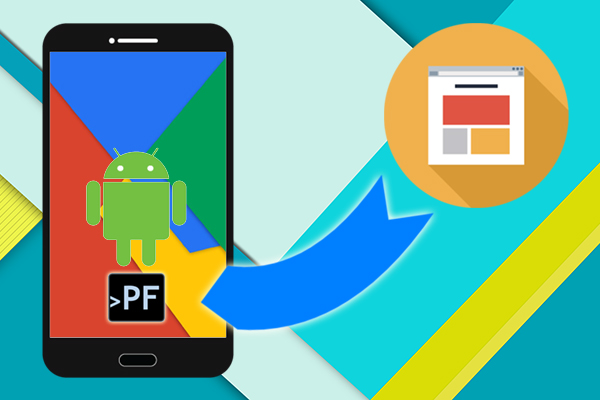 Cómo añadir una web a la Pantalla de Inicio de tu teléfono Android desde Chrome - professor-falken.com