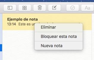 Cómo bloquear con una contraseña tus Notas en Mac - Image 2 - professor-falken.com
