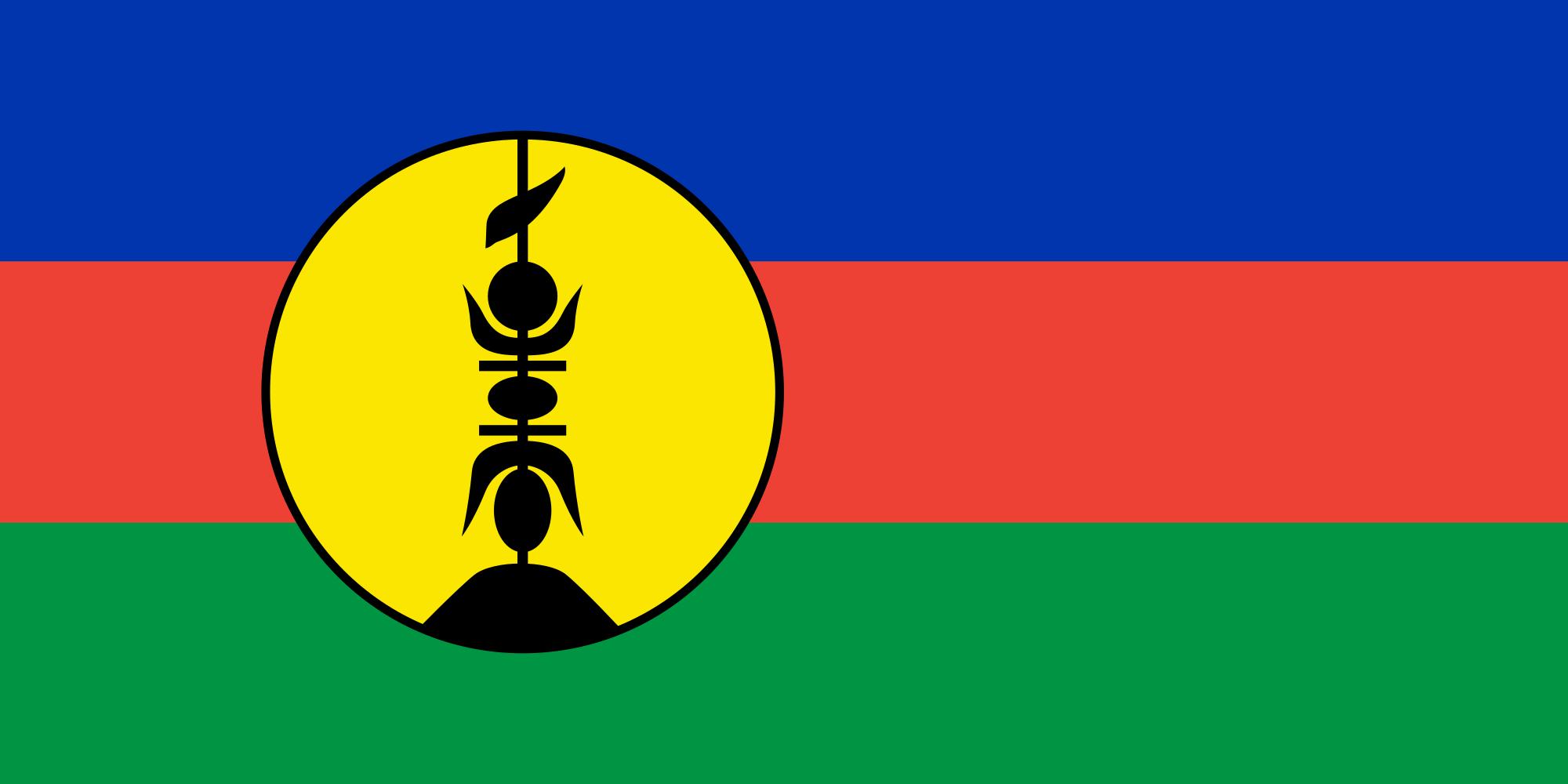 Nouvelle Calédonie, pays, emblème, logo, symbole - Fonds d'écran HD - Professor-falken.com