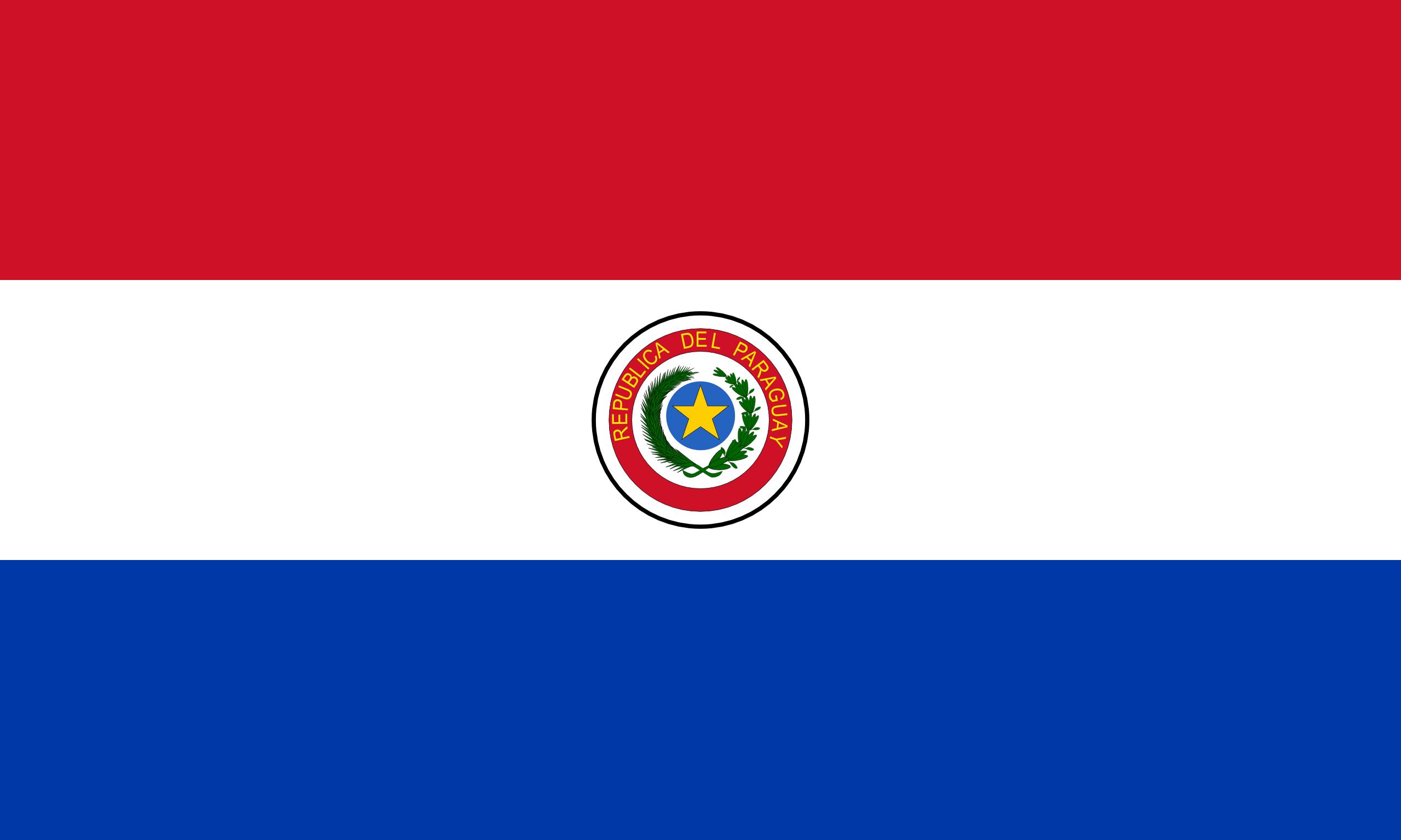 paraguay, 国家, 会徽, 徽标, 符号 - 高清壁纸 - 教授-falken.com