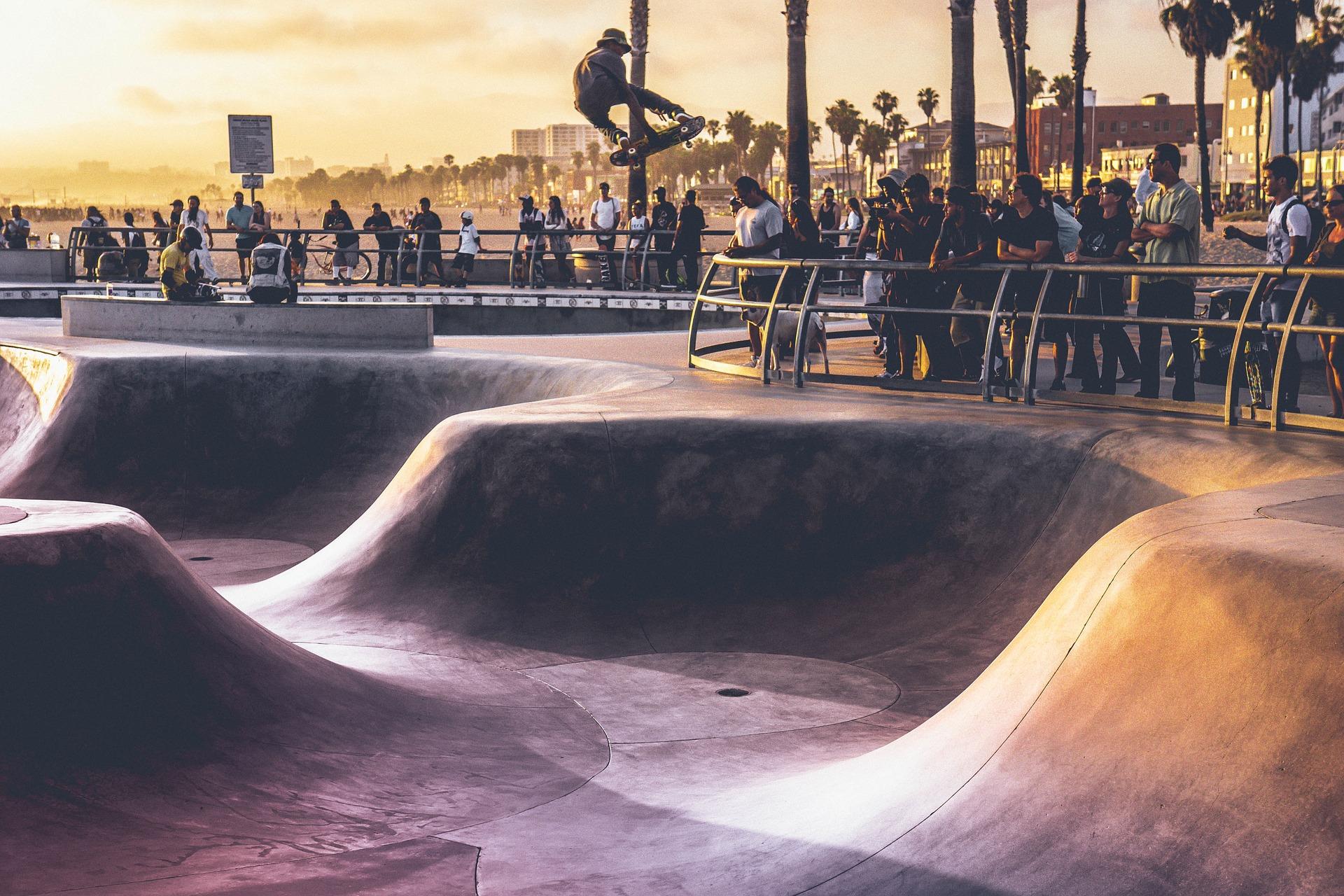 Кататься на коньках, скейтборд, Плаза, Парк, люди, риск, прыжок - Обои HD - Профессор falken.com