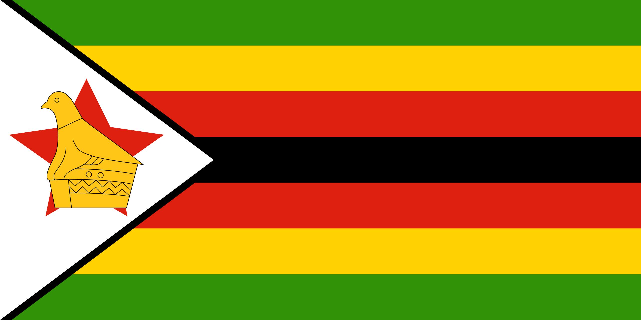 Zimbabwe, paese, emblema, logo, simbolo - Sfondi HD - Professor-falken.com