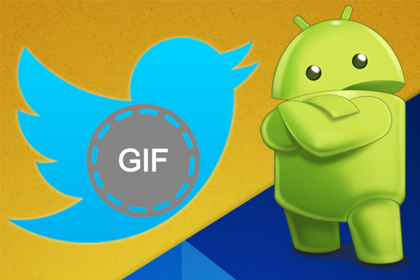 Como salvar GIFs animados do Twitter no seu Android - Professor-falken.com