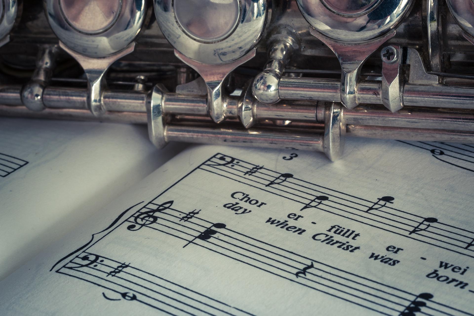 flauta, Noten, Musikinstrument, Personal, Musiknoten, flauta traveserQuerflötepaper HD - Prof.-falken.com