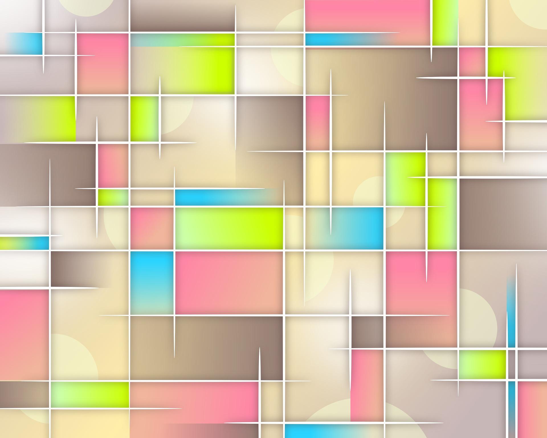 网络, 颜色, 广场, 插图, 摘要 - 高清壁纸 - 教授-falken.com