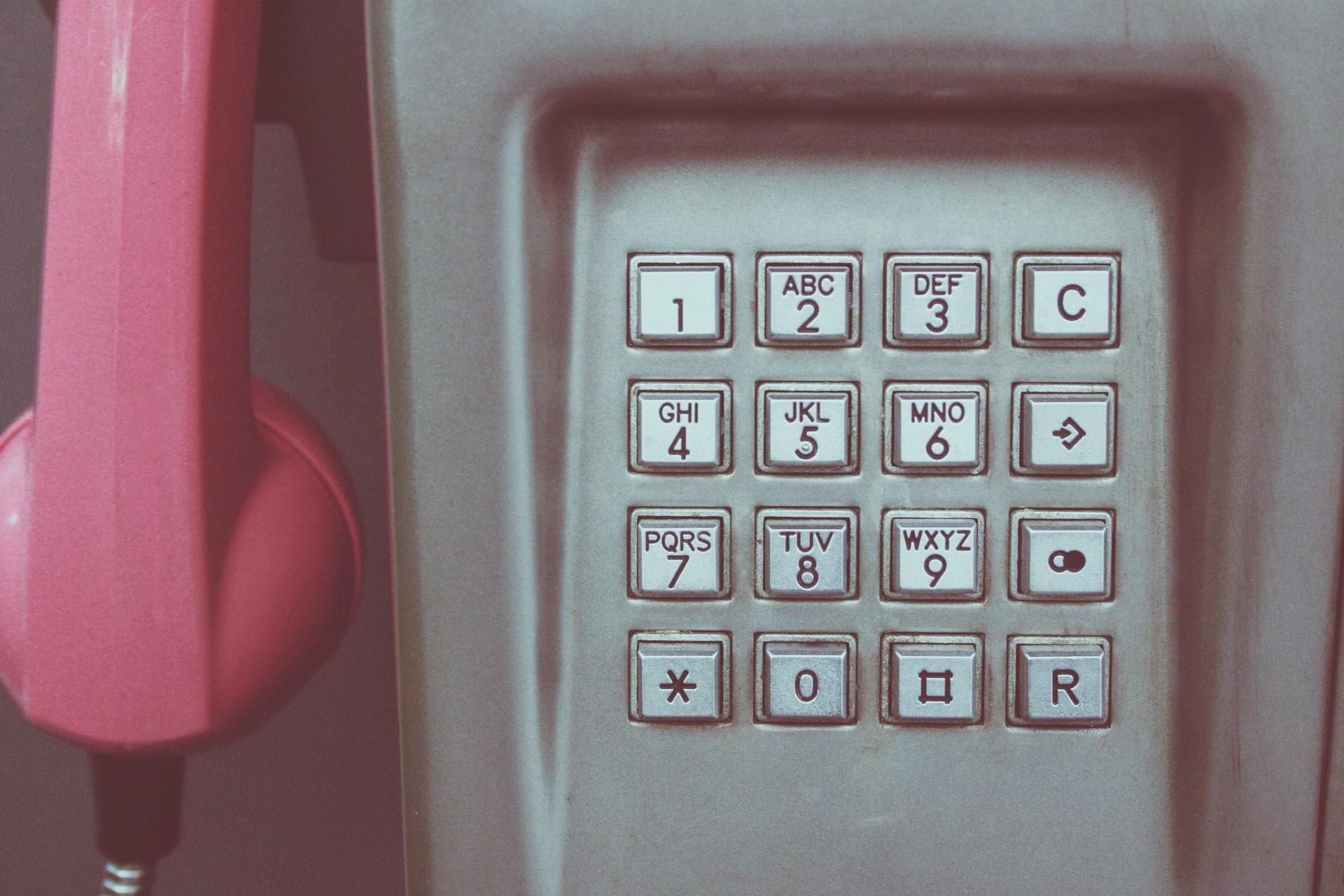 telefone, cabine, chaves, números, vintage, retrô, cabine telefônica - Papéis de parede HD - Professor-falken.com