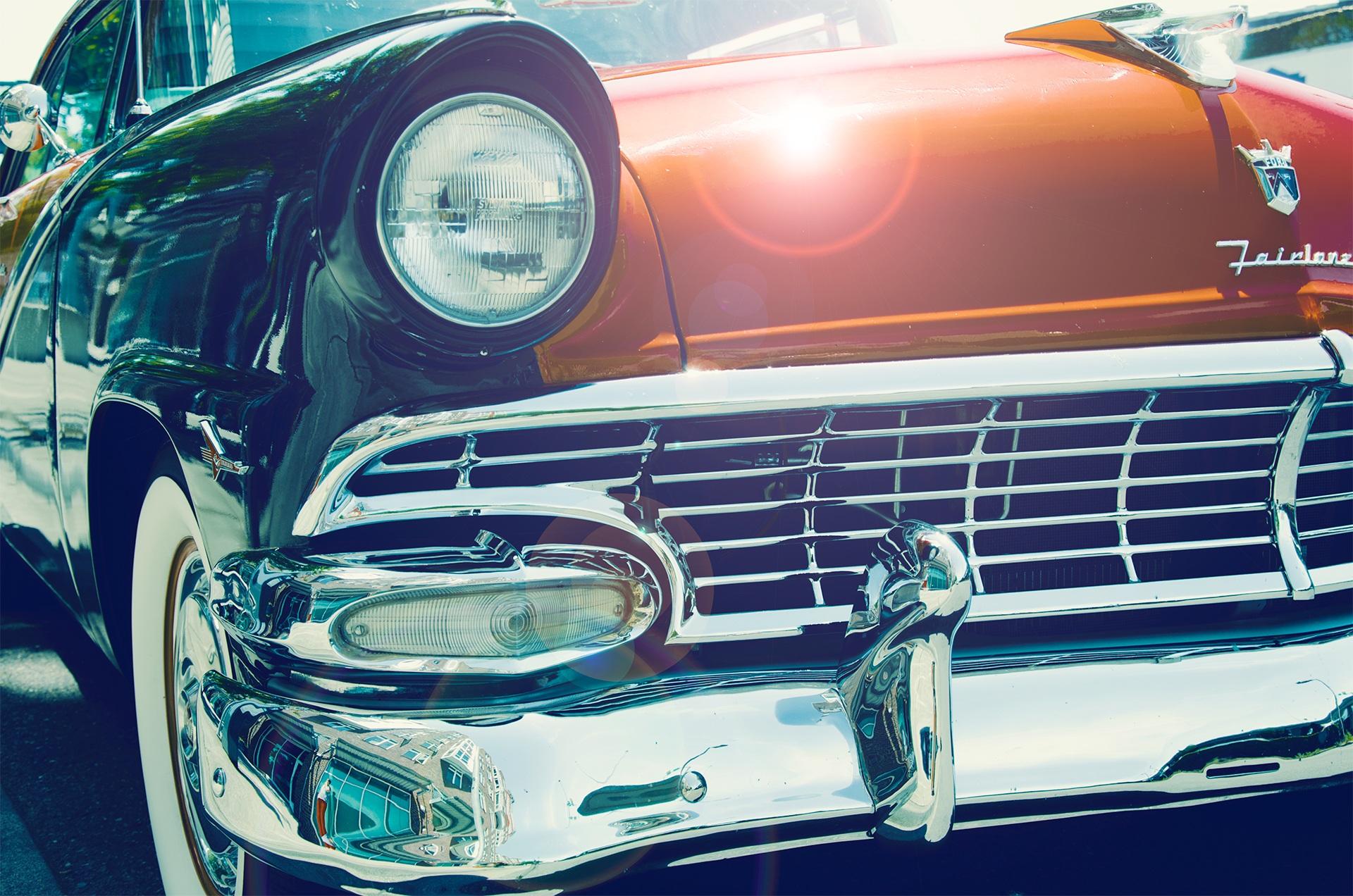 Auto, alt, Klassiker, Jahrgang, Ford - Wallpaper HD - Prof.-falken.com