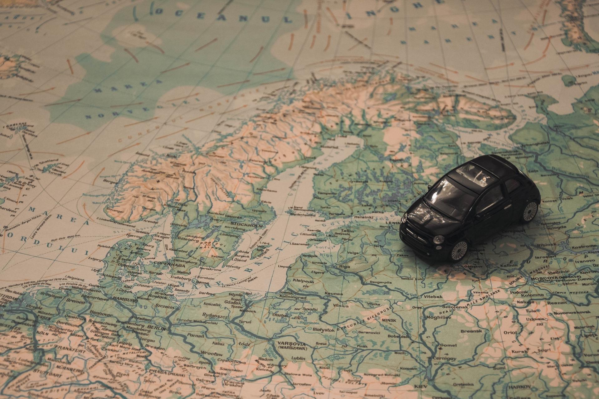 carte, voiture, Itinéraire, Aventure, voyage, Jouet - Fonds d'écran HD - Professor-falken.com