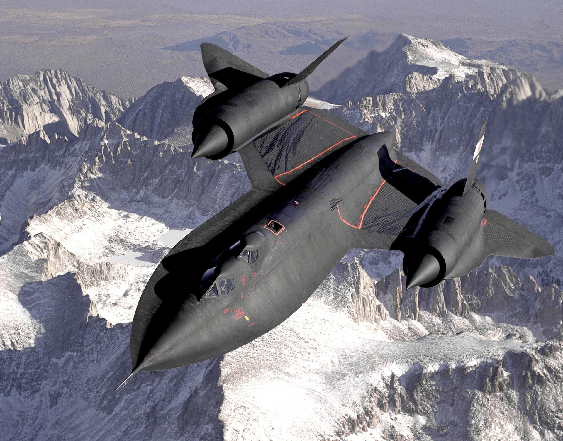 aviões, supersônico, jet, blackbird, aeronave - Papéis de parede HD - Professor-falken.com
