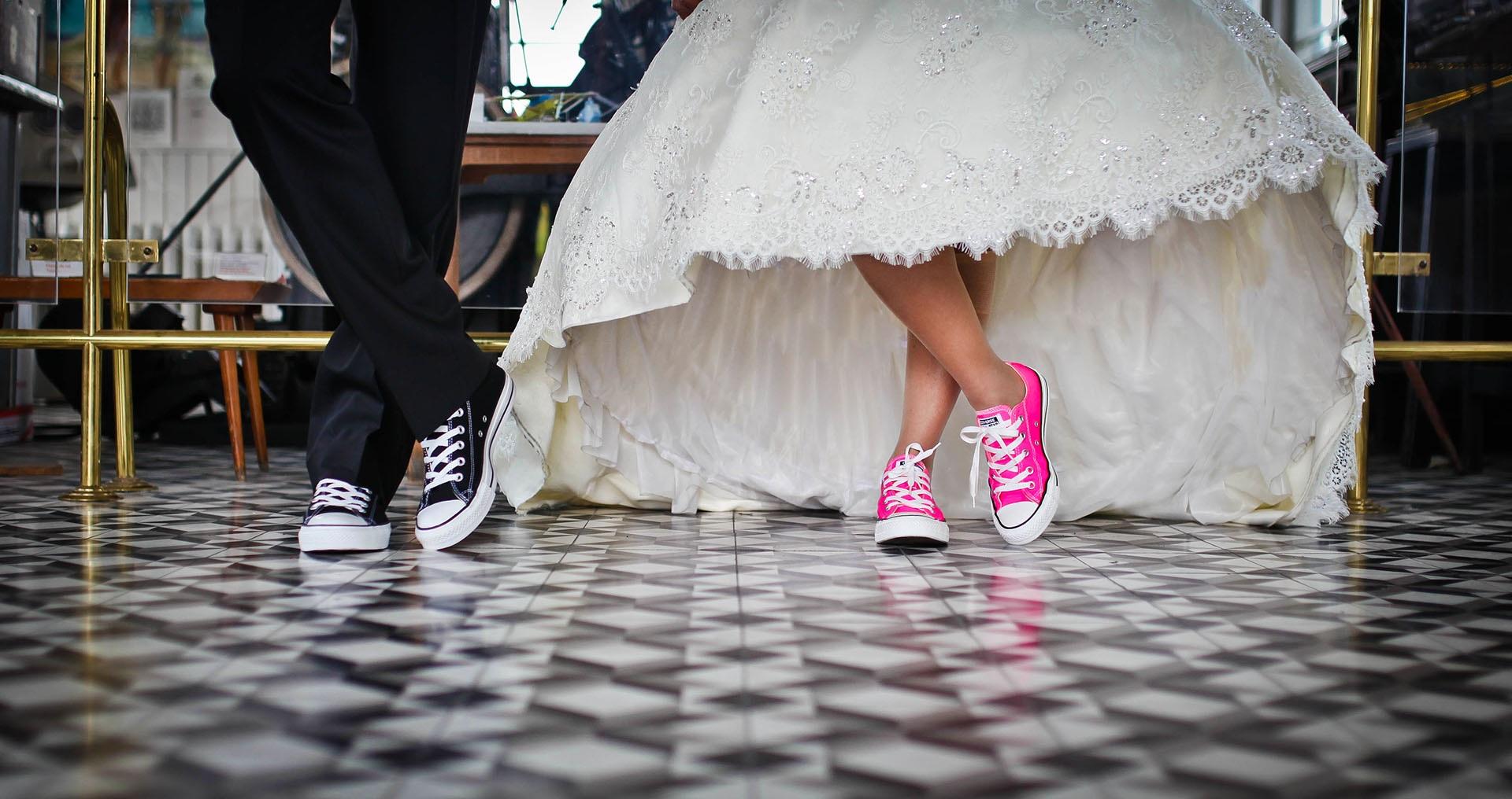 matrimonio, Originale, scarpe, Calzature, Sposa e sposo - Sfondi HD - Professor-falken.com