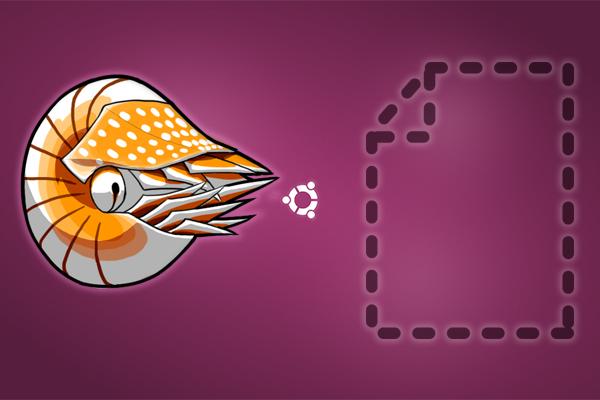 如何显示或隐藏, 快速, 在 Ubuntu 中的隐藏的文件 - 教授-falken.com
