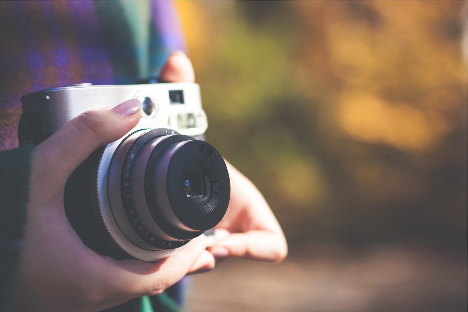 カメラ, 写真, 女性, 手, 目的 - HD の壁紙 - 教授-falken.com