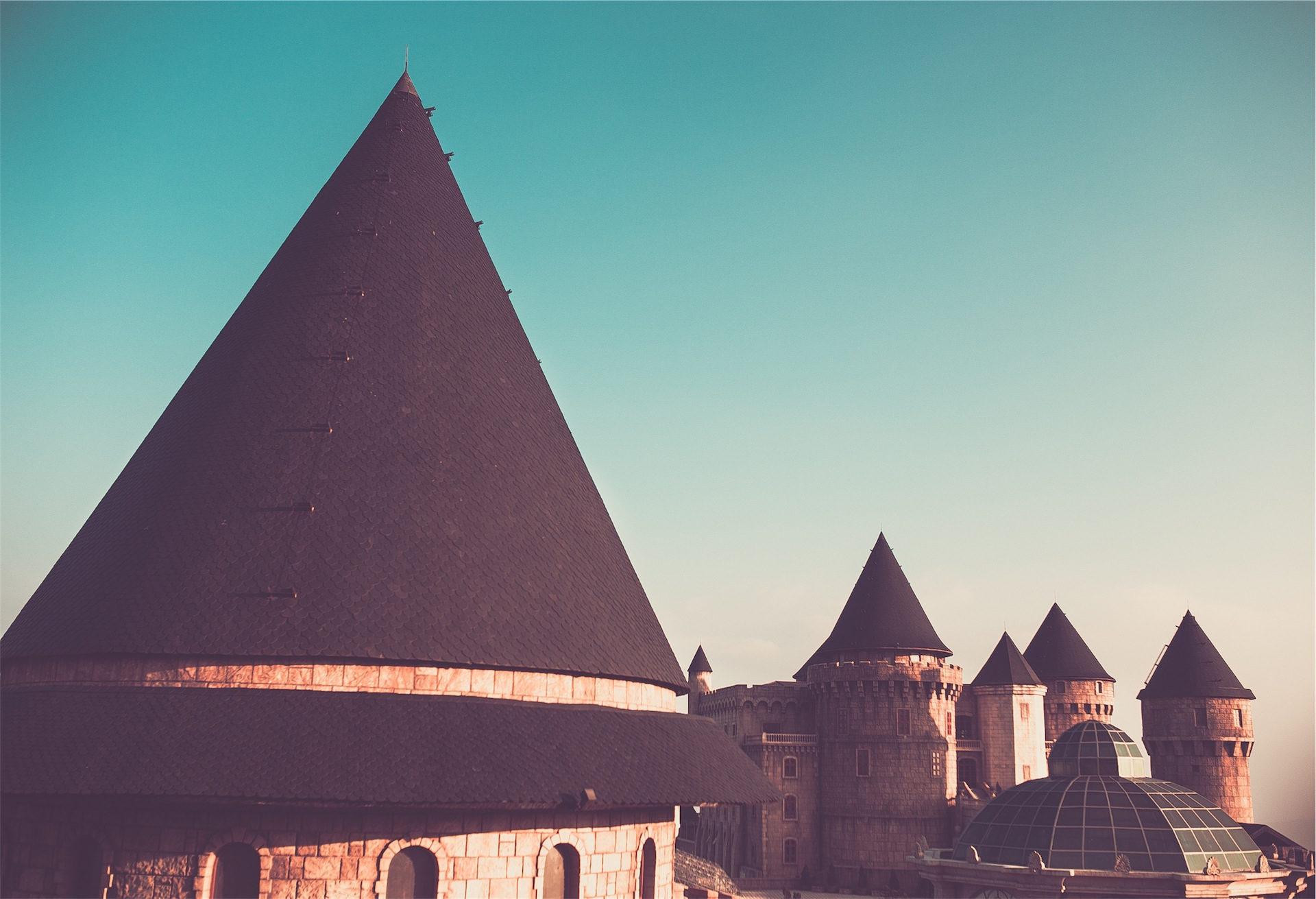 城, トレス, torreón, fortaleza, 空 - HD の壁紙 - 教授-falken.com