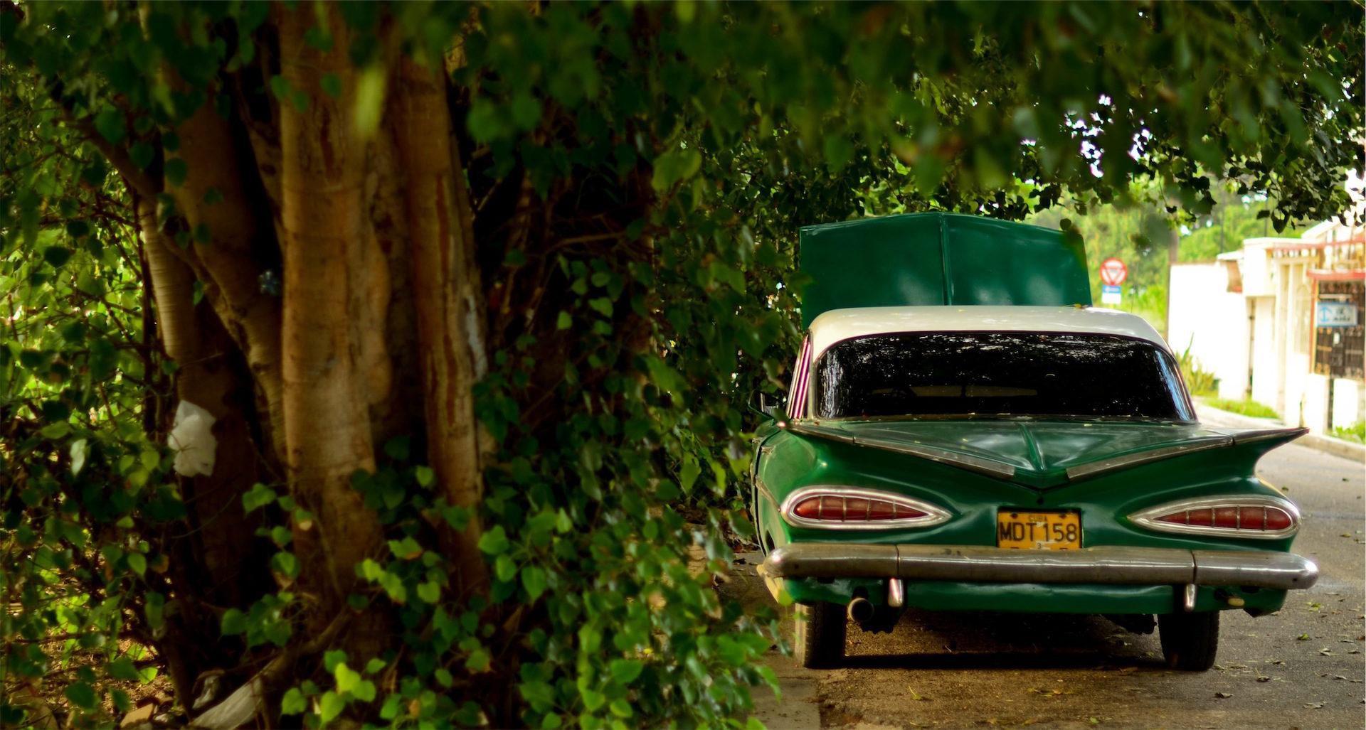 αυτοκίνητο, παλιά, averia, παλιάς χρονολογίας, Πράσινο - Wallpapers HD - Professor-falken.com