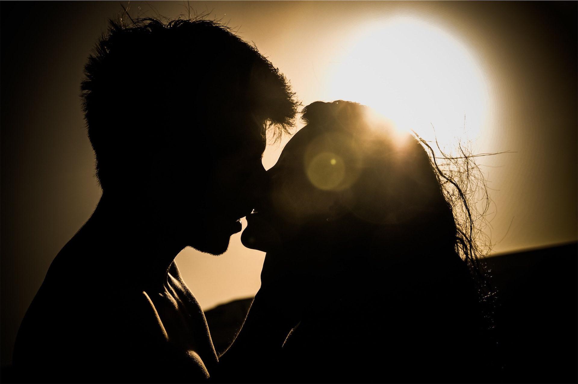 pareja, sombras, amor, pasión, sol - Fondos de Pantalla HD - professor-falken.com