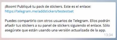 Come creare i tuoi disegni o adesivi per telegramma Messenger - Immagine 7 - Professor-falken.com