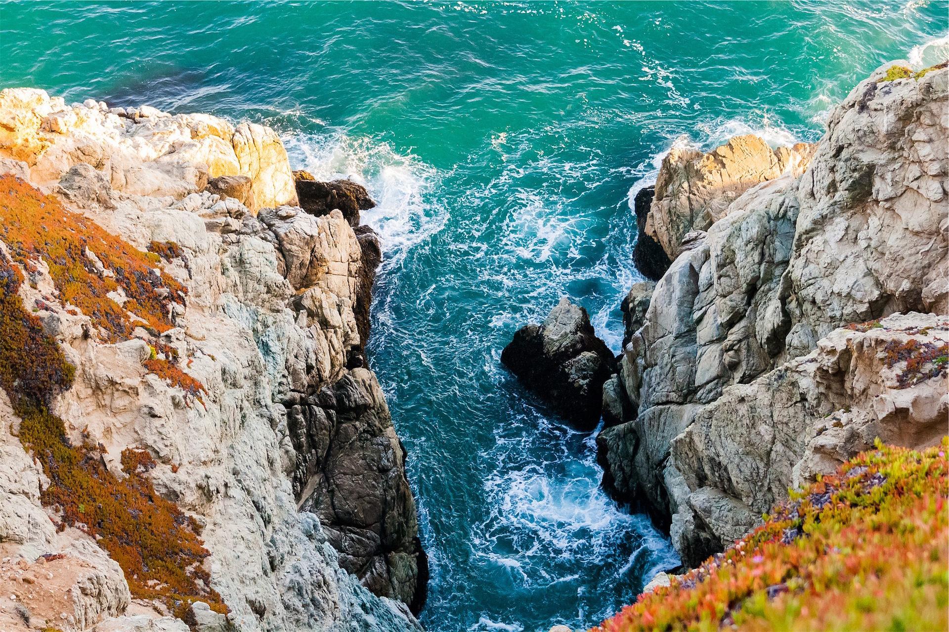 क्लिफ, सागर, Rocas, पानी, खतरे - HD वॉलपेपर - प्रोफेसर-falken.com