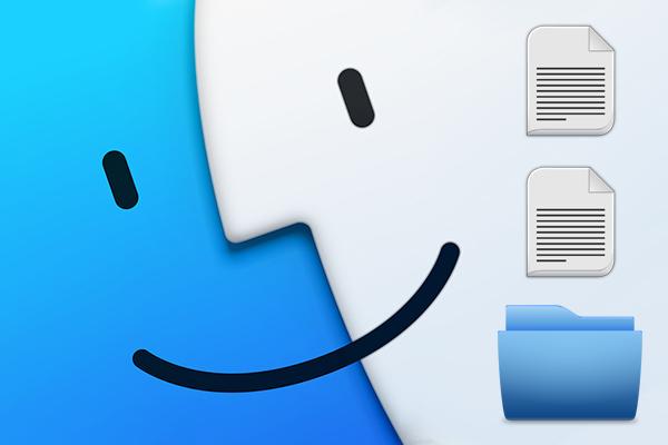Come aggiungere una cartella o un file sulla barra superiore del Finder - Professor-falken.com