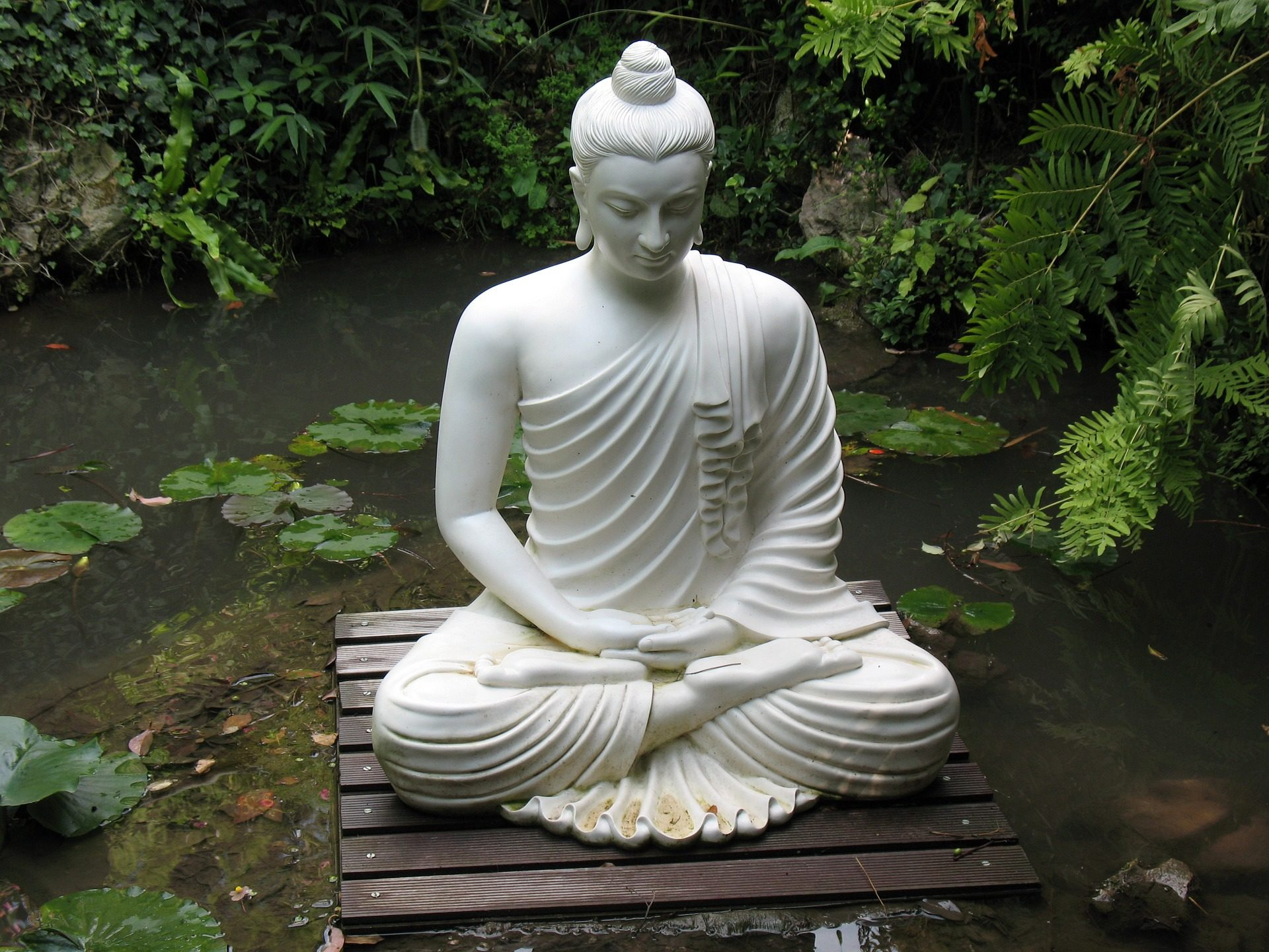 Рабочий стол обои буддизм 5