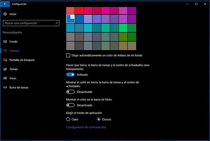 Πώς να ενεργοποιήσετε το σκοτεινό θέμα, ή σκοτεινό θέμα, στα Windows 10 - Εικόνα 5 - Καθηγητής-falken