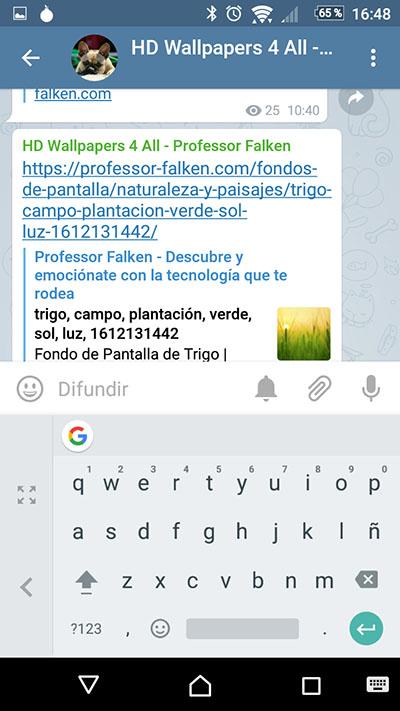 Como obter agora o teclado do Google GBoard - Imagem 3 - Professor-falken.com