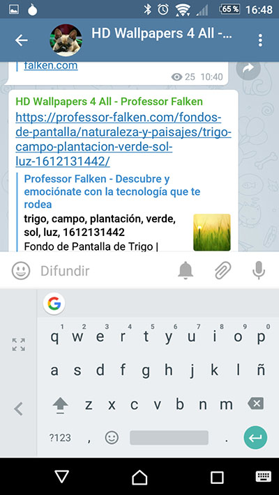 Comment obtenir Google GBoard clavier maintenant - Image 3 - Professor-falken.com