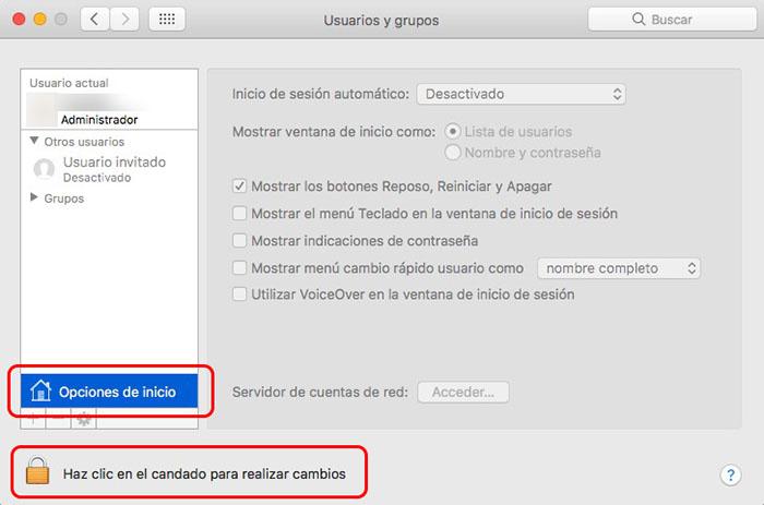 Wie zu aktivieren oder zu aktivieren Beginn der Sitzung automatisch auf Ihrem Mac zu - Bild 3 - Prof.-falken.com
