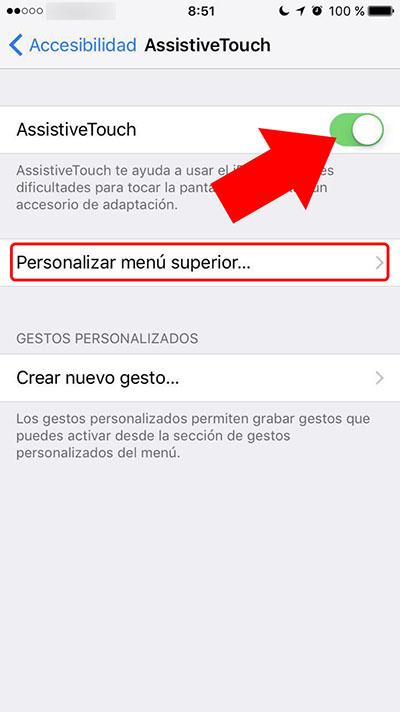 Wie zu stoppen und schalten Sie Ihr iPhone, wenn die Power-Taste nicht funktioniert - Bild 4 - Prof.-falken.com