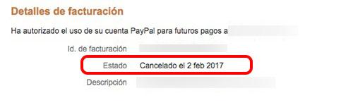 キャンセルまたは Paypal で定期支払いを無効にする方法 - イメージ 7 - 教授-falken.com