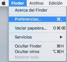 如何在 mac 的桌面上显示的磁盘驱动器图标 - 图像 1 - 教授-falken.com